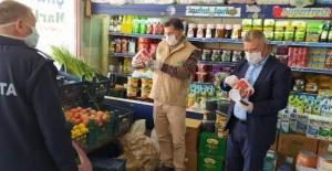 Şanlıurfa'da Gıda ve Hijyen Denetimleri Hafta Sonu Devam Ediyor