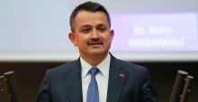 """Bakan Pakdemirli """"Kayseri'den üreticilerimize müjde..."""""""