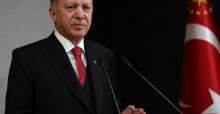 """Cumhurbaşkanı Erdoğan """"Milletimizin başı sağolsun"""""""