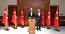İçişleri Bakanı Soylu Diyarbakır'da