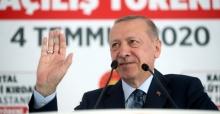 """Cumhurbaşkanı Erdoğan: """"Koronavirüsle örnek mücadelemiz sağlık turizminde Türkiye'nin önünde yeni bir fırsat penceresi açmıştır"""""""