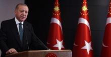 """Cumhurbaşkanı Erdoğan""""Her bir arkadaşımın, gece gözünü uyku tutmaması gerekiyor"""""""