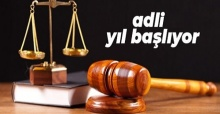 """Adalet Bakanlığı """"Yargı teşkilatı yeni adli yıla hazır"""""""
