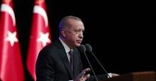 """Erdoğan """"Önümüzdeki aylarda 20 bin öğretmenimizin daha atamasını yapacağız."""""""