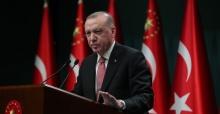 """Cumhurbaşkanı Erdoğan """"Milletimiz müsterih olsun"""""""