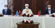 """""""İslam'ın hakikatleri ile gençliğin heyecanının buluşması, dünyayı değiştirecektir"""""""