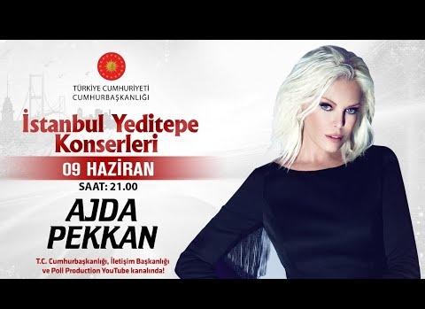 Ajda Pekkan - İstanbul Yeditepe Konserleri