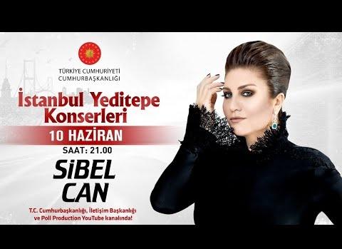 Sibel Can - İstanbul Yeditepe Konserleri
